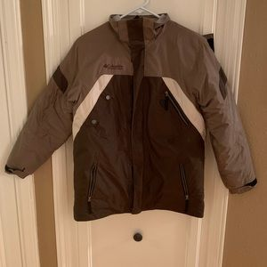 Kids Columbia winter  jacket